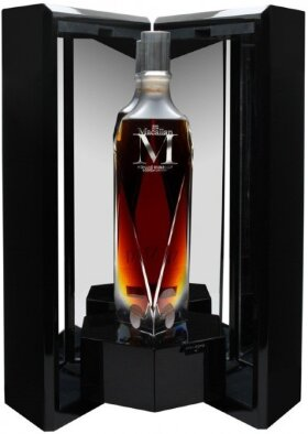 "Виски ""Macallan M"", wooden box, 0.7 л"