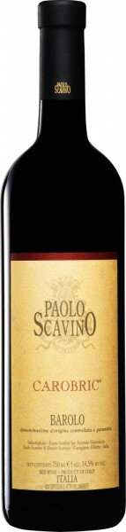 "Вино Paolo Scavino, ""Carobric"", Barolo DOCG, 2001"