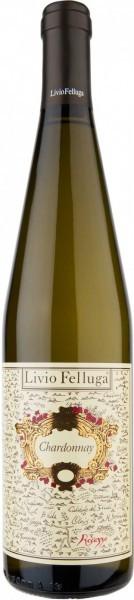 Вино Livio Felluga, Chardonnay, Colli Orientali Friuli DOC, 2013