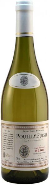 Вино Bejot, Pouilly-Fuisse AOC, 2013