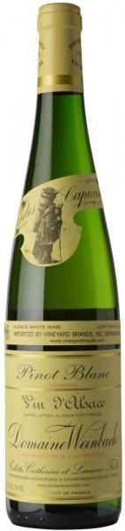 Вино Domaine Weinbach, Pinot Blanc Reserve, 2015