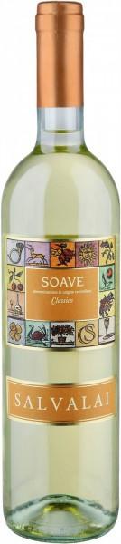 Вино Salvalai, Soave Classico DOC
