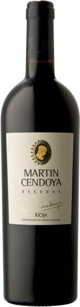 "Вино Heredad Ugarte, ""Martin Cendoya"" Reserva, 2007"