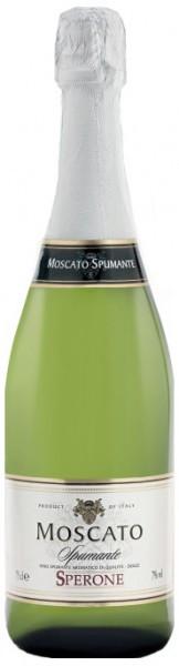 "Игристое вино ""Sperone"" Moscato Spumante"