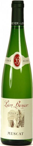 Вино Leon Beyer, Muscat, Alsace AOC, 2010