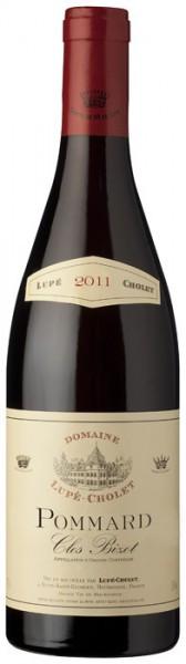 "Вино Lupe-Cholet, Pommard ""Clos Bizot"" AOC, 2011"