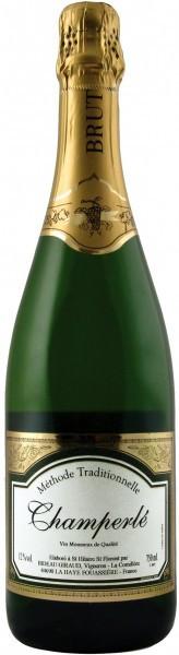 Игристое вино Domaine Bideau-Giraud, Champerle