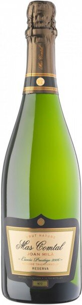 Игристое вино Mas Comtal, Brut Reserva, Penedes DO, 2006