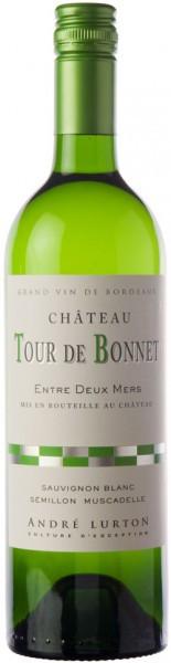 """Вино Andre Lurton, """"Chateau Tour de Bonnet"""" Blanc, 2015"""