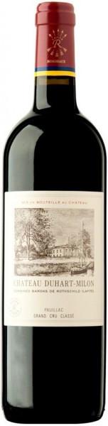 Вино Chateau Duhart-Milon (Rothschild), Pauillac Grand Cru AOC, 2011