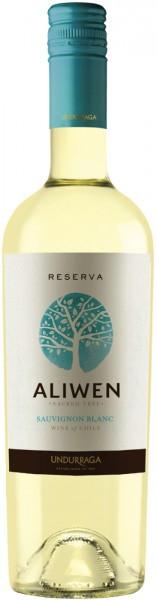 """Вино Undurraga, """"Aliwen"""" Sauvignon Blanc Reserva, 2015"""