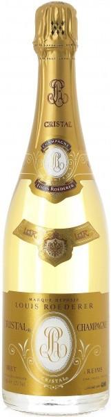 Шампанское Cristal AOC 2004