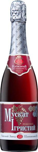 """Игристое вино """"Muscat Igristyj"""" rose"""
