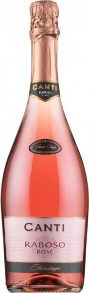 Игристое вино Canti, Prosecco Raboso Rose