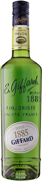 Ликер Giffard, Green Melon Liqueur, 0.7 л