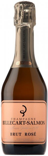 Шампанское Billecart-Salmon, Brut Rose, 0.375 л
