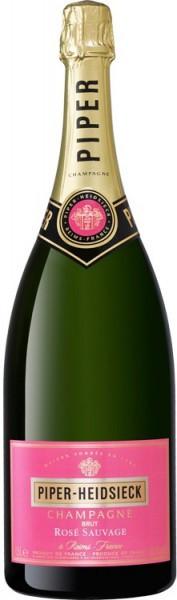 "Шампанское Piper-Heidsieck, ""Rose Sauvage"", Champagne AOC, 1.5 л"
