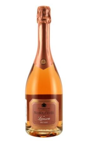 Шампанское Noble Cuvee de Lanson Brut Rose 0.75л