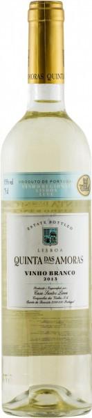 """Вино Casa Santos Lima, """"Quinta das Amoras"""" Branco, 2013"""