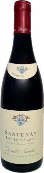 "Вино Doudet Naudin, Santenay ""Les Champs Claude"" AOC, 1998"