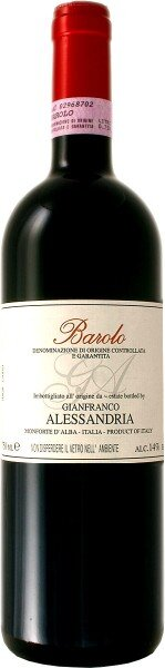 Вино Alessandria Gianfranco, Barolo DOCG, 2013