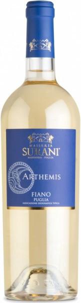 "Вино Surani, ""Arthemis"" Fiano, Puglia IGT, 2015"