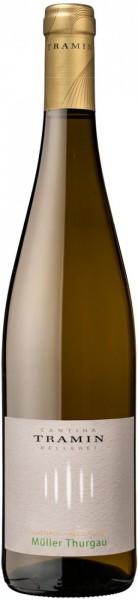 Вино Tramin, Muller-Thurgau, Alto Adige DOC, 2015