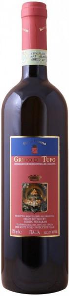 Вино Benito Ferrara, Greco di Tufo DOCG, 2014