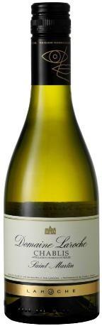 "Вино Domaine Laroche, Chablis ""Saint Martin"", 2012, 0.375 л"