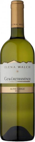 Вино Elena Walch, Gewurztraminer, Alto Adige DOC, 2015