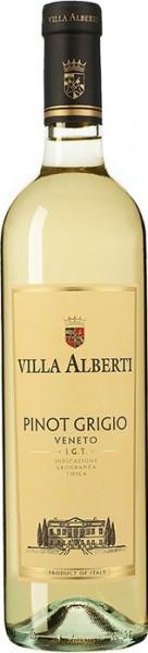 """Вино Cantina di Soave, """"Villa Alberti"""" Pinot Grigio, Veneto IGT, 2014"""