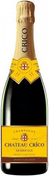 """Игристое вино """"Chateau Crico"""" Demidulce"""