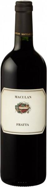 "Вино Maculan, ""Fratta"", 2012"