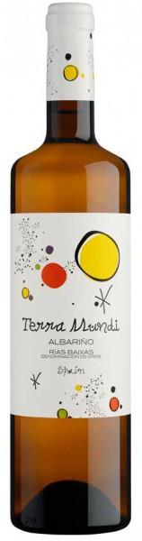 "Вино Vinigalicia, ""Terra Mundi"", Albarino, Rias Baixas DO, 2013"