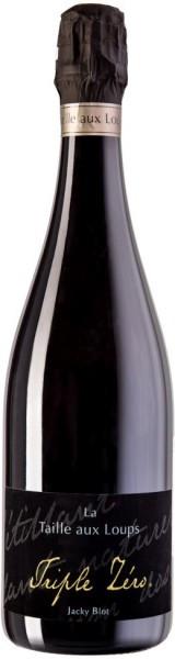 Игристое вино Domaine de La Taille Aux Loups, Triple Zero, Montlouis sur Loire AOC