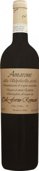 Вино Dal Forno Romano, Amarone della Valpolicella DOC, 2006