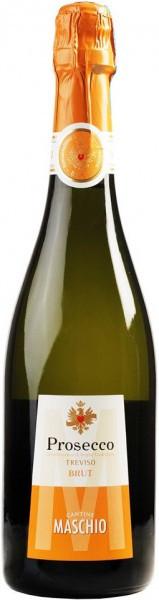 Игристое вино Maschio, Prosecco DOC Treviso Brut Frizzante