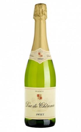 Игристое вино Duc de Cherence 0.75л