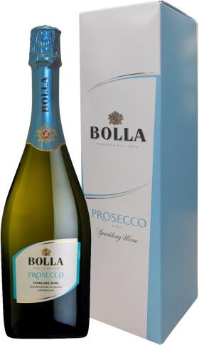 Просекко Bolla Prosecco Extra Dry gift box 0.75л
