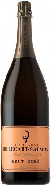 Шампанское Billecart-Salmon, Brut Rose, 1.5 л