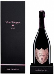 Шампанское Dom Perignon Rose Vintage 1998 Brut in gift box