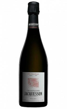 Игристое вино Champagne Jacquesson Dizy Terres Rouges Rose Brut 2007 0.75л