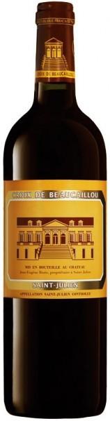Вино Croix de Beaucaillou Saint Julien AOC, 2004