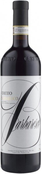 Вино Ceretto, Barbaresco DOCG, 2012