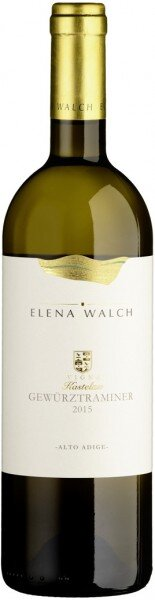 "Вино Elena Walch, Gewurztraminer ""Kastelaz"", Alto Adige DOC, 2015"