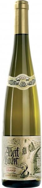 Вино Albert Boxler Pinot Gris Alsace Grand Cru AOC Brand, 2007