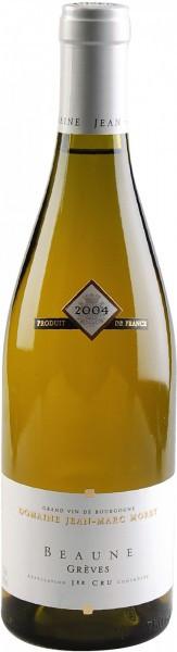 "Вино Domaine Jean-Marc Morey, Beaune, 1er Cru ""Greves"" Blanc, 2004"