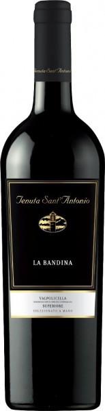 """Вино Tenuta Sant'Antonio, """"La Bandina"""" Valpolicella DOC Superiore, 2010"""