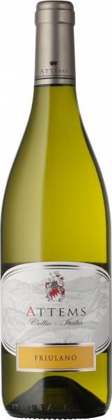 Вино Attems, Friulano, Collio DOC, 2011