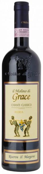 """Вино IL Molino di Grace Chianti Classico Riserva """"IL Margone"""" DOCG 2005"""